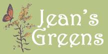 Jean's Greens Herbal Tea Works & Herbal Essentials!