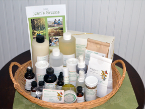 Products from Jean's Greens